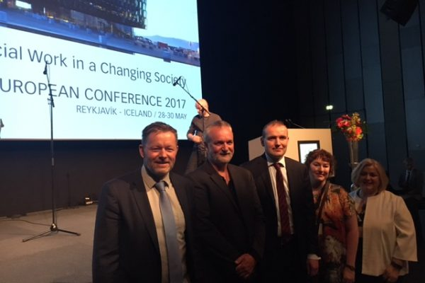 Congreso Europeo de Trabajo Social