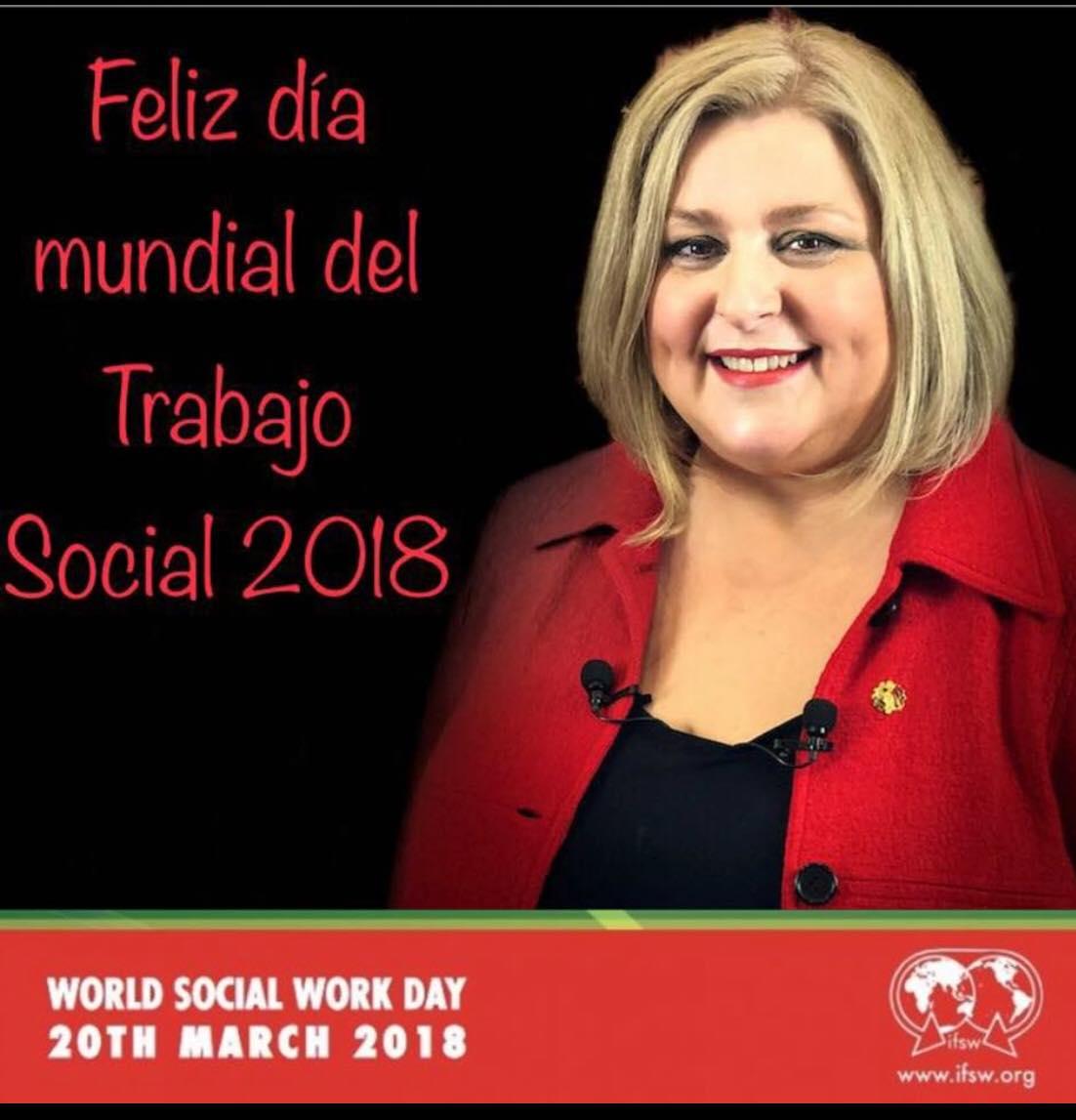 Mensaje para el Día Mundial del Trabajo Social 2018