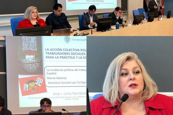 Día Mundial del Trabajo Social en Pisa