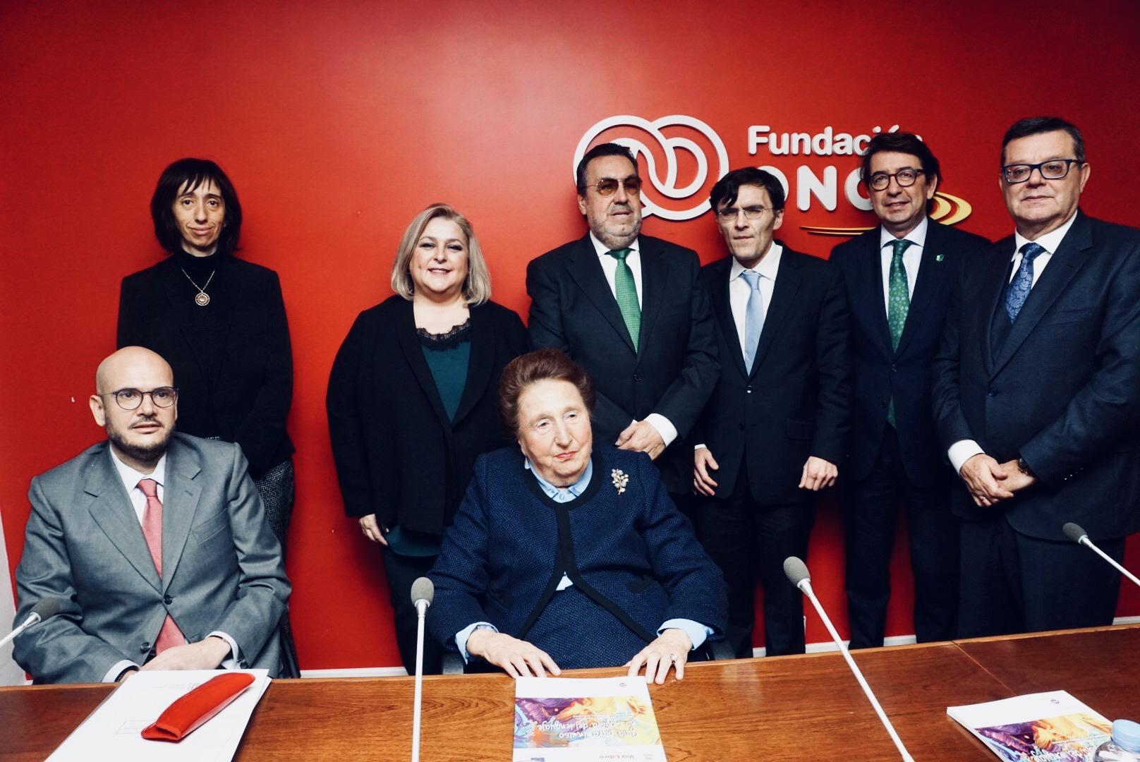 Impulso de la I+D+I para mejorar la calidad de vida de las personas con discapacidad. Patronato de la Fundación ONCE. Diciembre 2018