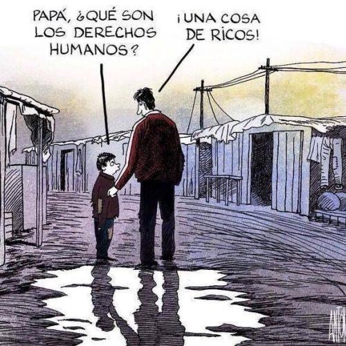 Pobreza y Derechos Humanos
